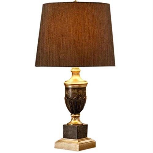 Schreibtischlampe/Schlafzimmer Nachttischlampe/europäischer Stil Retro-Wohnzimmer Kreative Studie Schreibtischlampe