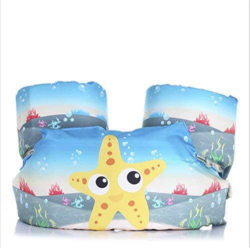 UNIQUE-F Schwimmbänder Puddle Jumper Schwimmhilfe für Kinder und Kleinkinder 2-6 Jahre mit verschiedenen Designs für Jungen Mädchen