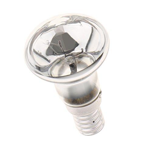 Homyl R39 E14 30W Reflector de Bombilla de Foco Bombilla de Repuesto de Lava de Luz de Foco