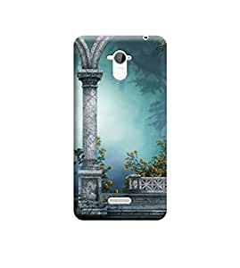 Ebby Premium Printed 3D Designer Back Case Cover For CoolPad Note 3 (Premium Designer Cae)