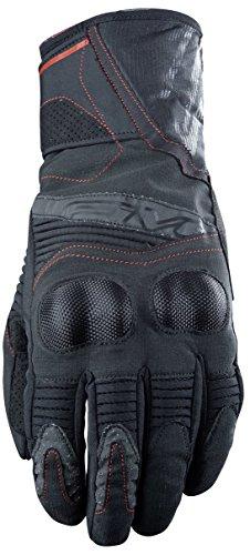 Fünf Advanced Handschuhe wfx2Man Erwachsene Handschuhe wasserdicht, schwarz/rot, Größe 08