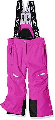 CMP pantaloni da sci, Bambina, Skihose, rosa caldo, 140
