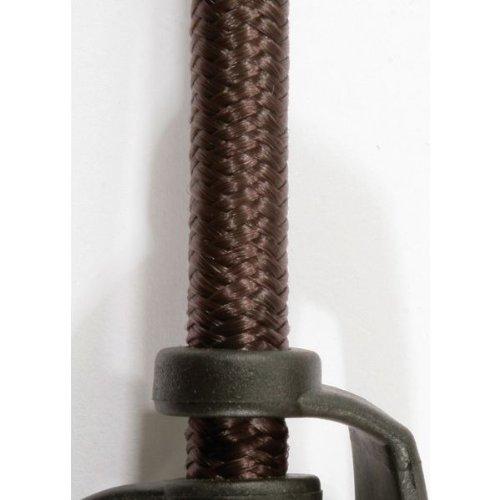 Kunststoffgerte, 70cm braun