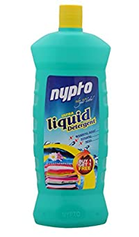 Home Care Liquid Detergent For Clothes Pack Of 2 (HOMEC-015_Multi-Coloured)