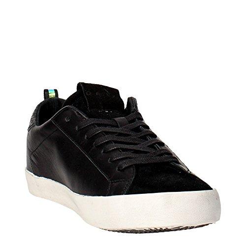 D.a.t.e. HILL LOW Sneakers Homme Noir