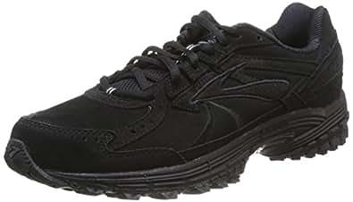 BROOKS Adrenaline Walker 3 M Mens Walking Shoes, Black (Black 001), 6 UK
