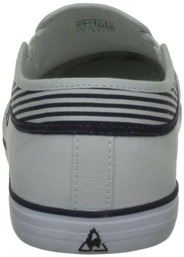Le Coq Sportif Cabourg II Cvs/Stripes, Baskets mode homme Blanc (White/Eclipse)