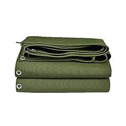 Tela in tela cerata verde con panno in silicone per camion esterno impermeabile all'ombra