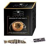 Creano exquisitea - Schwarzer Tee - ganze Teeblätter so einfach wie ein Teebeutel zubereitet - WELTNEUHEIT