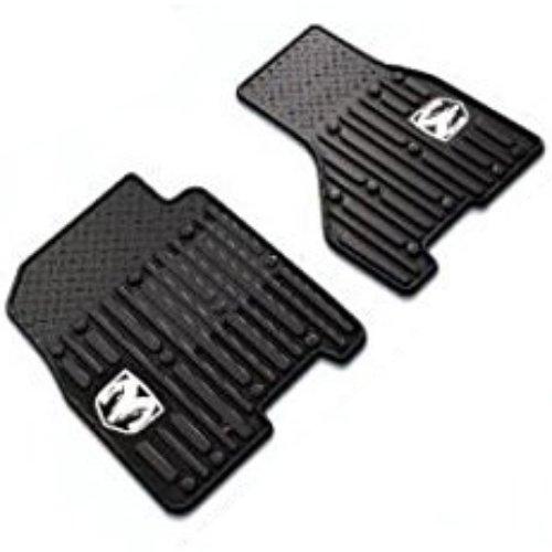 Preisvergleich Produktbild Original Gummi Fußmatten Set für vorne