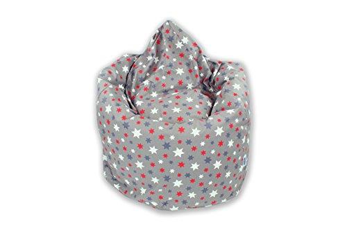 CorpoMED SET Sitzsack mini Größe 1 Dessin: Sterne