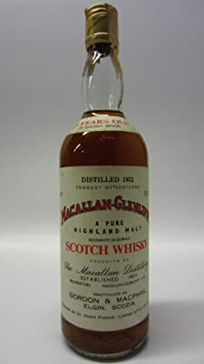 Macallan - Pure Highland Malt - 1952 25 year old