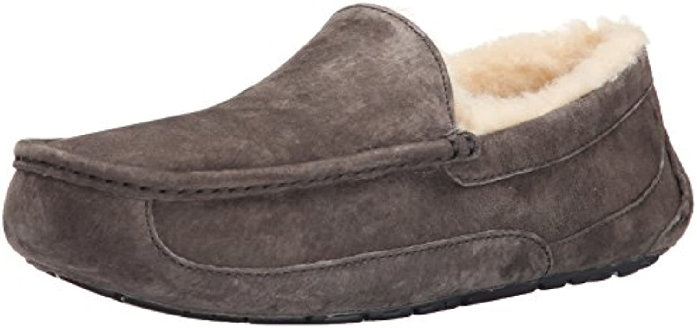 Zapatillas Ascot para hombres, carb¨®n, 18 M US