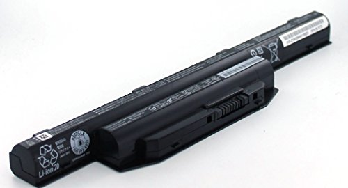 Original Akku für Fujitsu Lifebook A544 | 10.8 Volt | 4500 mAh | 48.6 Wh Li-Ion Akku