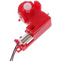 Mini motor de reducción de velocidad de 3 a 3,7 V CC, 1000 rpm, 10 unidades
