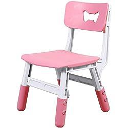ZH Table et chaises Modernes minimalistes pour Enfants, 2-7 Ans Hauteur réglable Table en Plastique, Jardin d'enfants, Table d'activité de Salle de Jeux