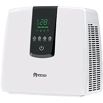 FAKIR Luftreiniger VITA Ionisator bis 25 m² HEPA Filter Aktivkohle Timer NEU