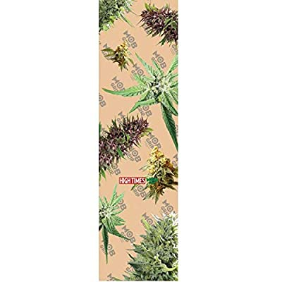 """mob High Times Clear Multi 9"""" Griptape"""