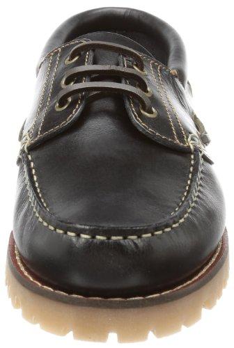 Daniel Hechter  Hd0602-8, Chaussures de ville homme Noir - Schwarz (Schwarz 100)
