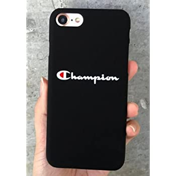 coque silicone iphone 6 champion