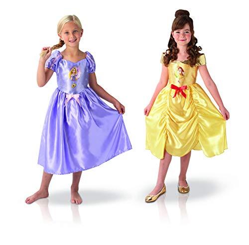 Rubies–Bipack Klassische Fairy Tale Rapunzel + Belle, 155061M, M