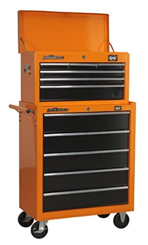 DJM 6 Drawer Top Box Tool Chest & 5 Drawer