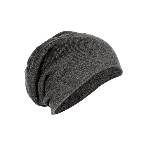 Gajraj Men's Beanie (MAJ1CA_Grey_Free Size)