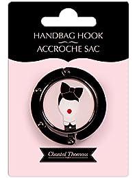 CLAIREFONTAINE Accroche sac Ø 4,5 cm Hauteur 0,8 cm-modèle aléatoire