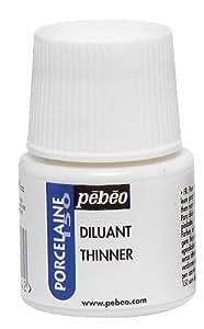 Pebeo Diluant porcelaine 150 Transparent 45 ml