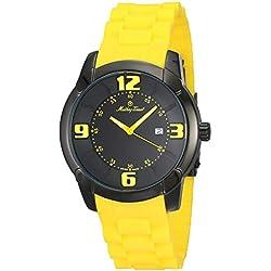 Mathey-Tissot Classic Reloj de Hombre Cuarzo 45mm Correa de Goma H511NJ