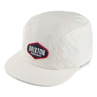 cb31957cc231cb Brixton Hats Oakland 2 Panel Baseball Cap - Off-White Adjustable ...