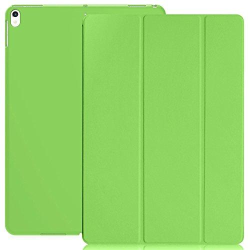 KHOMO iPad Air 3 10.5 (2019) / iPad Pro 10.5 (2017) Case Hülle, Gehäuse mit Doppeltem Schutz Ultra Dunn & Super Leicht Smart Cover Schutzhülle - Grün