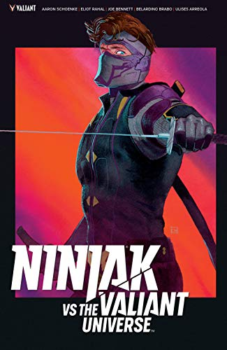 Ninjak Vs. the Valiant Universe (English Edition) eBook ...
