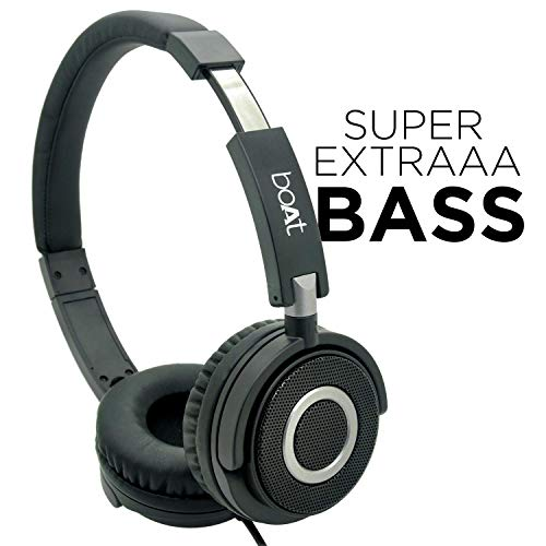 boat bassheads 900 wired headphone with mic in cheapest rate 4