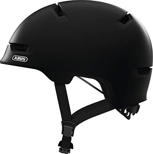 Abus Scraper 3.0 Helmet Velvet Black Kopfumfang L | 57-62cm 2019 Fahrradhelm