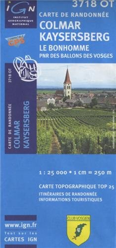 3718ot Colmar/Kaysersberg