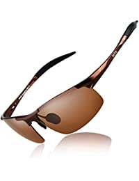 09aa3569c1 Duco Men s Driving Sunglasses Polarized Glasses Sports Eyewear Fishing Golf  Goggles 8177S