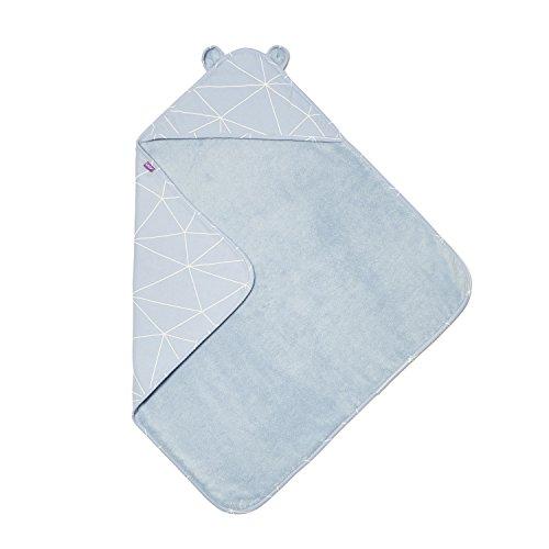 snuz Baby Handtuch mit Kapuze, Geo Breeze -