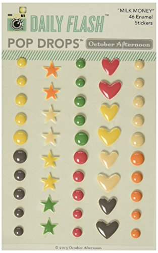 october-afternoon-daily-flash-milk-money-pop-drops-enamel-dots-em-1153