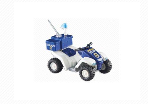 Playmobil Polizei-Quad 6504