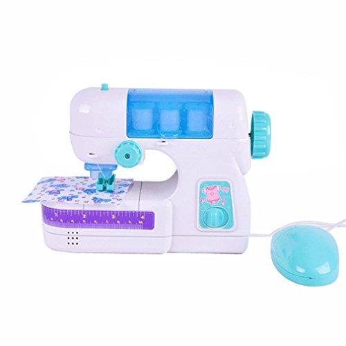 12shage Machine Sew Intelligence Aktivitäten Spielzeug für Mädchen Kinder