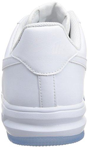 Nike 654256 100, Running Homme Blanc