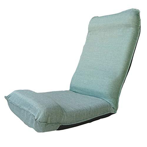 JUEJIDP Abnehmbare Faule Couch Stuhl Boden Sofa Rückenlehne Stuhl faul Stuhl Computer Stuhl Faule...
