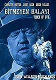 Locandina Touch Of Evil - Bitmeyen Balayı (DVD)