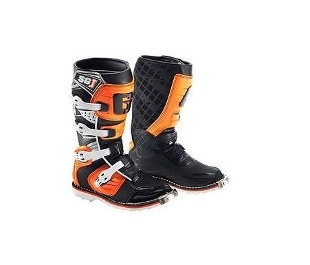2016 Gaerne SG-J Kids Motocross Boots Black Orange MX KTM SIZE 4 by Gaerne