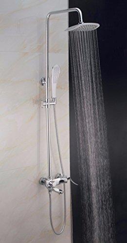 SDKKY eine volle dritte kupfer sprinkler - anzug mit duschen wasserhahn (Raum Anzug Zum Verkauf)