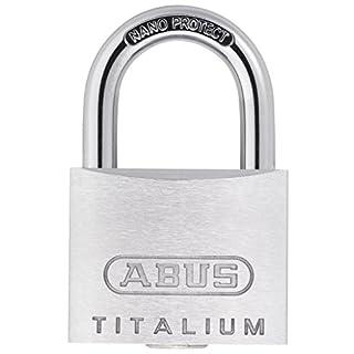 ABUS 64TI/35 35mm Titalium Padlock Keyed KA6355