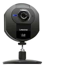 Linksys Wireless-G Internet Home Monitoring Camera Wvc54gca - Videocamera Di Rete - Colore - Audio - 10/100, 802.11b, 802.11g
