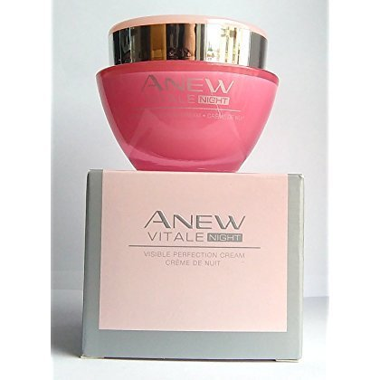 Avon Anew Vitale Visible Perfection Nachtcreme 50ml