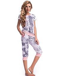 dn-nightwear Damen Pyjama ( Weitere Farben )